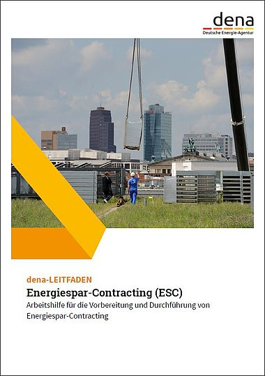 Energiemanagement und  Energiespar-Contracting  in Kommunen