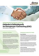 dena-THEMENSTECKBRIEF Energiespar-Contracting